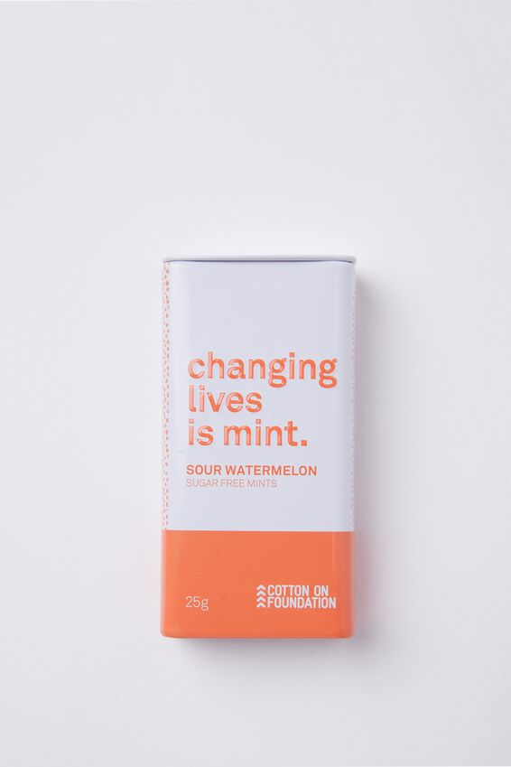 The 100% Difference Mints, SOUR WATERMELON