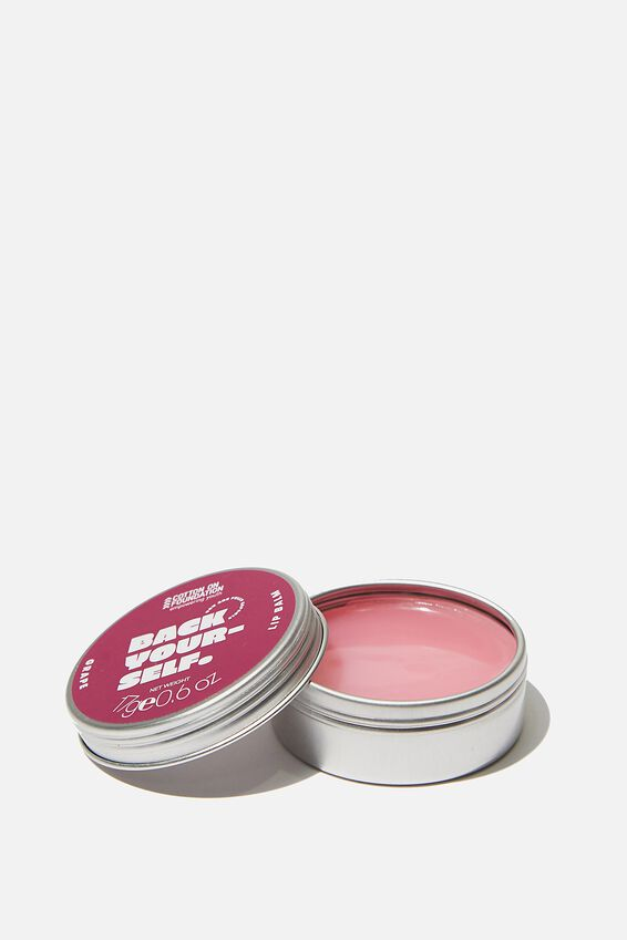 Typo Difference Lip Balm, BACK YOURSELF