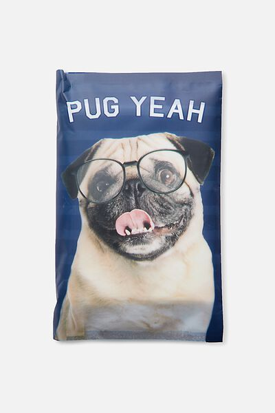 Typo Difference Tissues, PUG YEAH