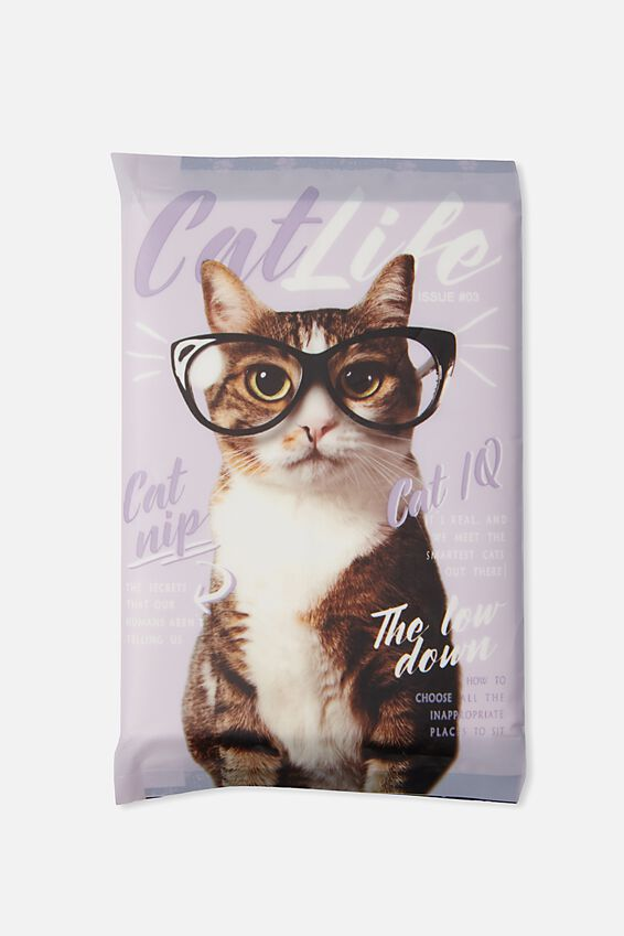 Typo Difference Tissues, CAT LIFE