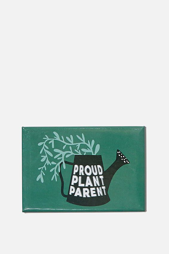 Quirky Magnets, PLANT PROUD