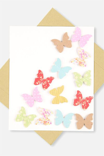 Embellishment Card, BL-BUBBLES