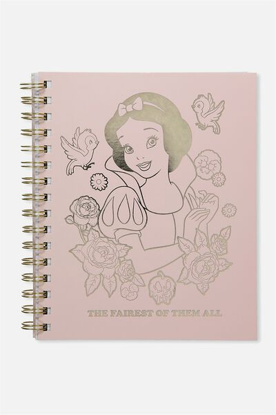 A5 Campus Notebook - 240 Pages, LCN SNOW WHITE FAIREST OF THEM ALL