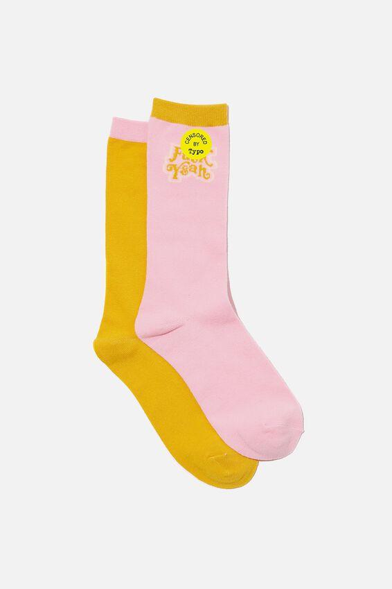 Socks, F@#K THIS!!