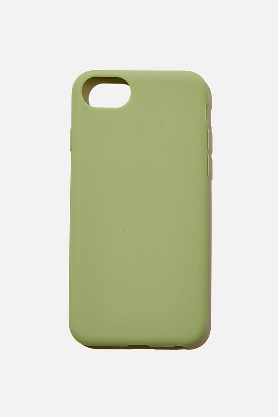 Recycled Phone Case iPhone 6, 7 ,8, SE, ALLY GREEN