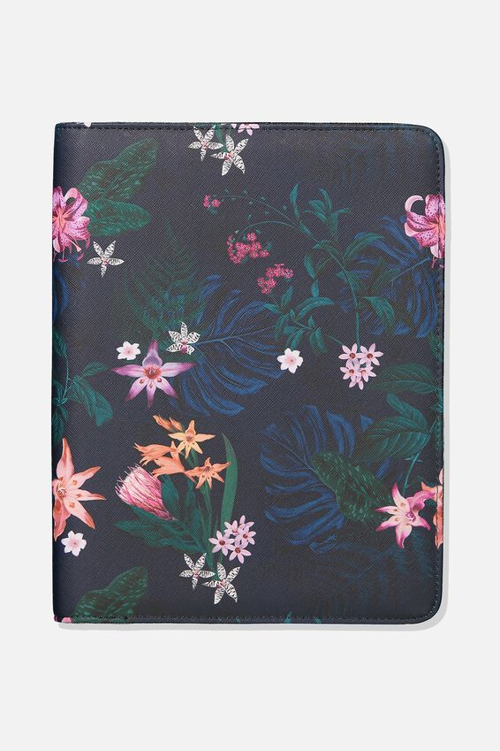 Tablet Compendium, JUNGLE FLORAL
