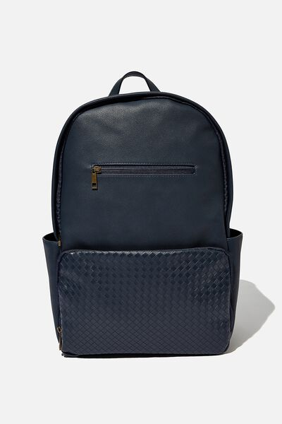 Formidable Backpack, NAVY WEAVE
