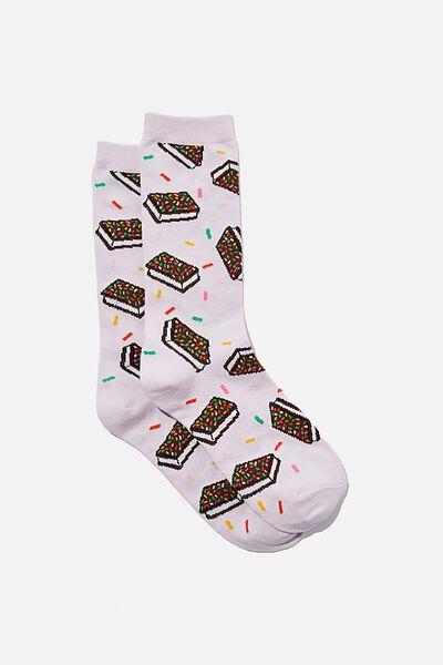 Socks, ICE CREAM SANDWHICH