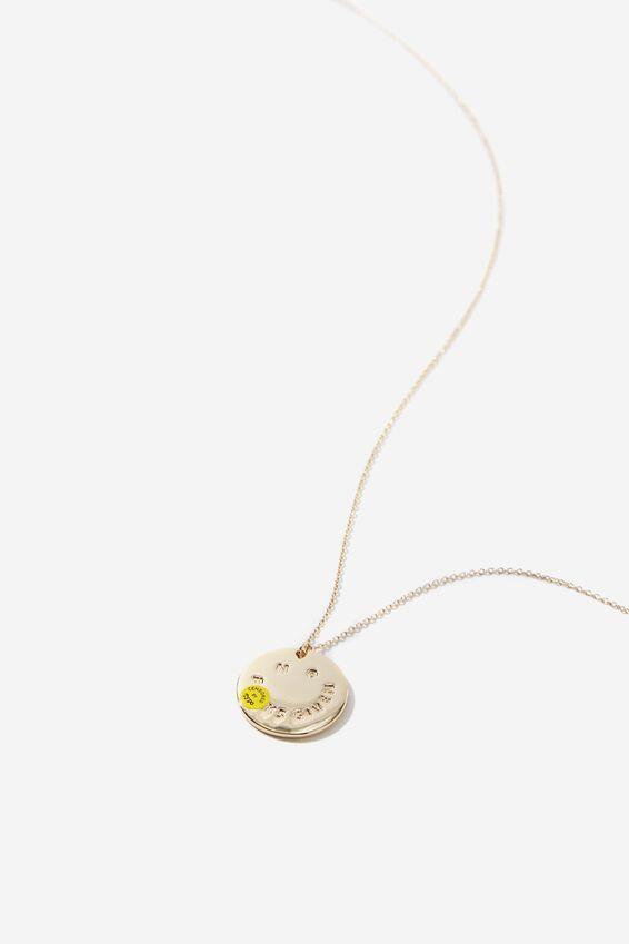 Novelty Necklace, NO F*CKS!!