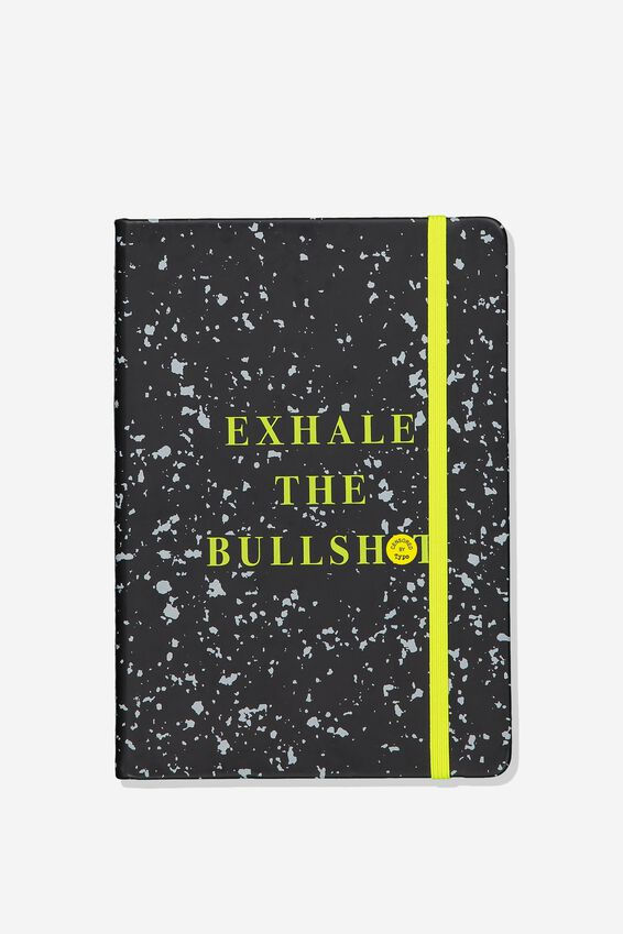 A5 Buffalo Journal, TERRAZZO BULLSHIT!