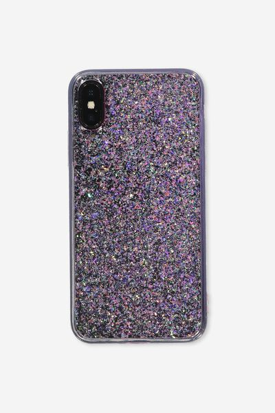 Printed Phone Case Iphone X,Xs, PINK FOILING