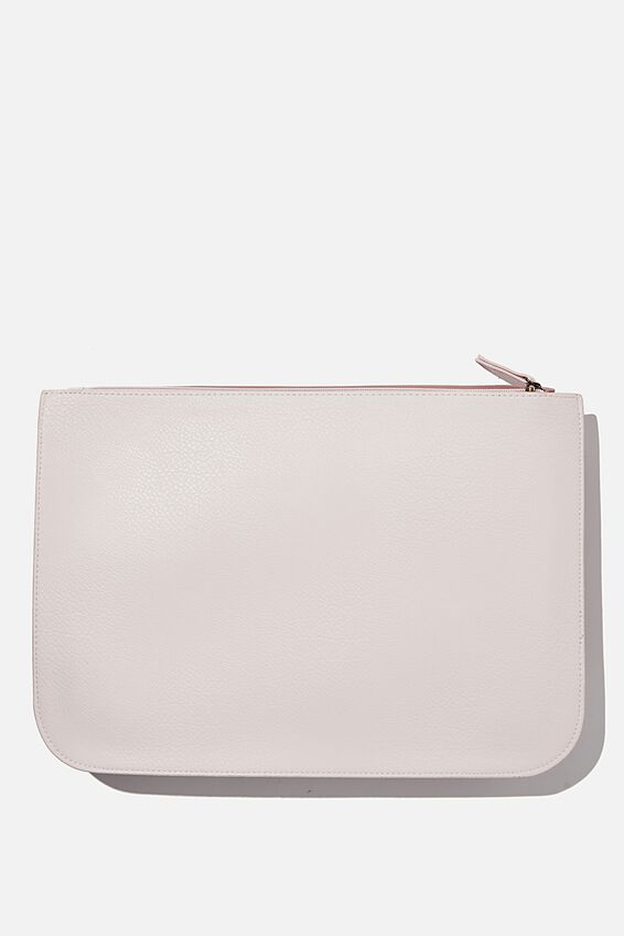 Buffalo 13 Inch Tech Folio, DUSTY ROSE & BLUSH