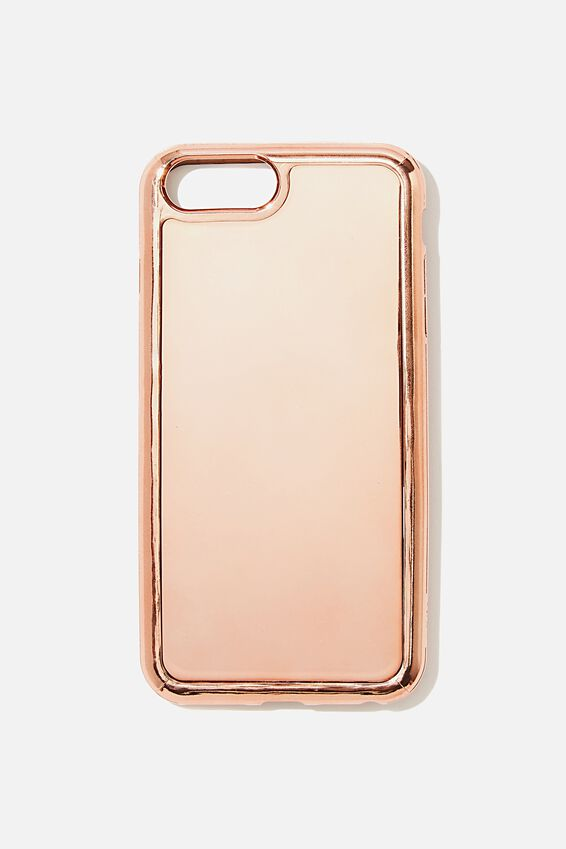 The Superior Phone Cover 6,7,8 Plus, ROSE GOLD