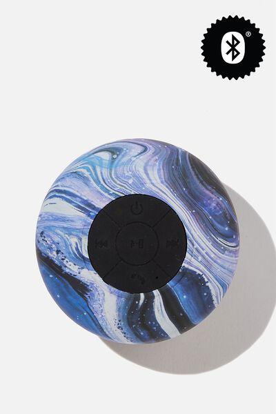 Shower Speaker, MOON MARBLE