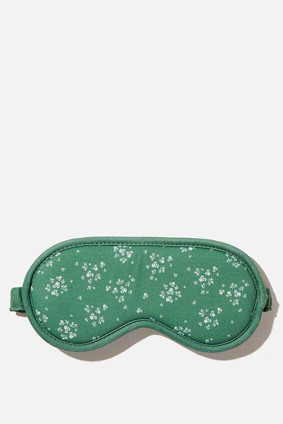 Premium Sleep Eye Mask, BASIL DITSY