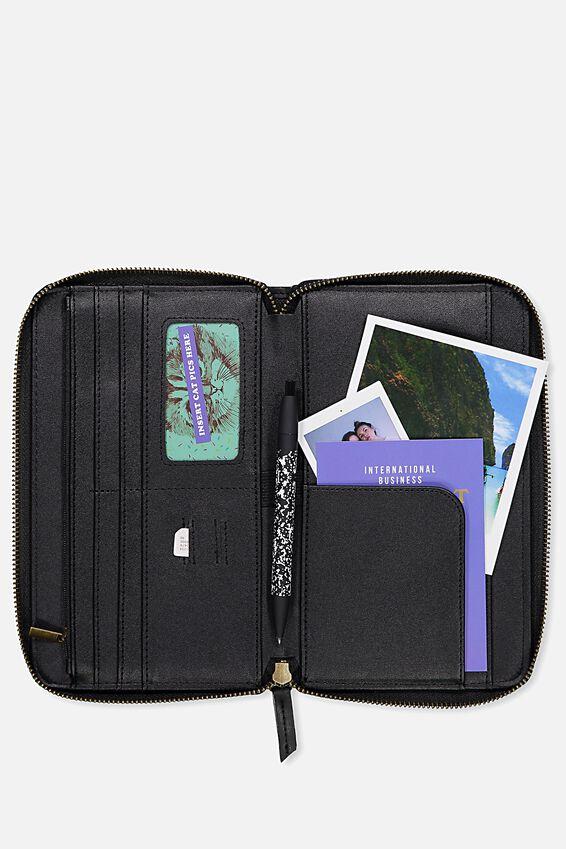 Odyssey Travel Compendium, BLACK