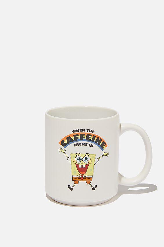 SpongeBob SquarePants Daily Mug, LCN NIC SPONGEBOB
