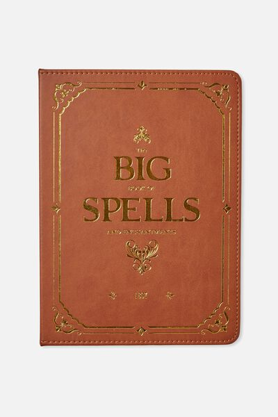 Shaped Novelty Light, SPELL BOOK