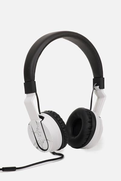 Frequency Headphones, MARBLE