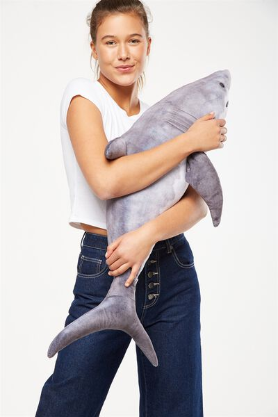 Get Cushy Cushion, SHARK