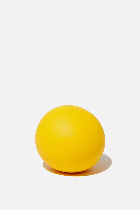 Dough Stress Ball, TUMERIC