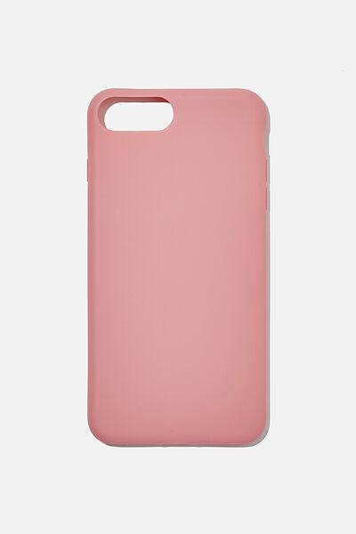 Slimline Recycled Phone Case Iphone 6, 7, 8 Plus, DUSTY ROSE