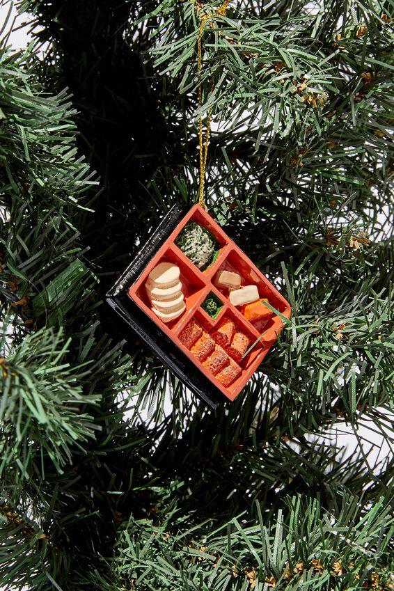 Christmas Ornament, BENTO BOX