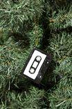 Resin Christmas Ornament, CASSETTE TAPE