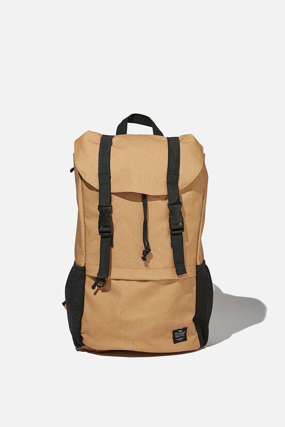 Explorer Backpack, DRIFTWOOD