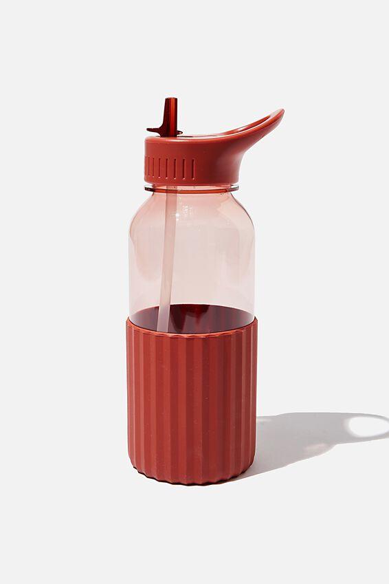 Premium Drink It Up Bottle, INCA RUST