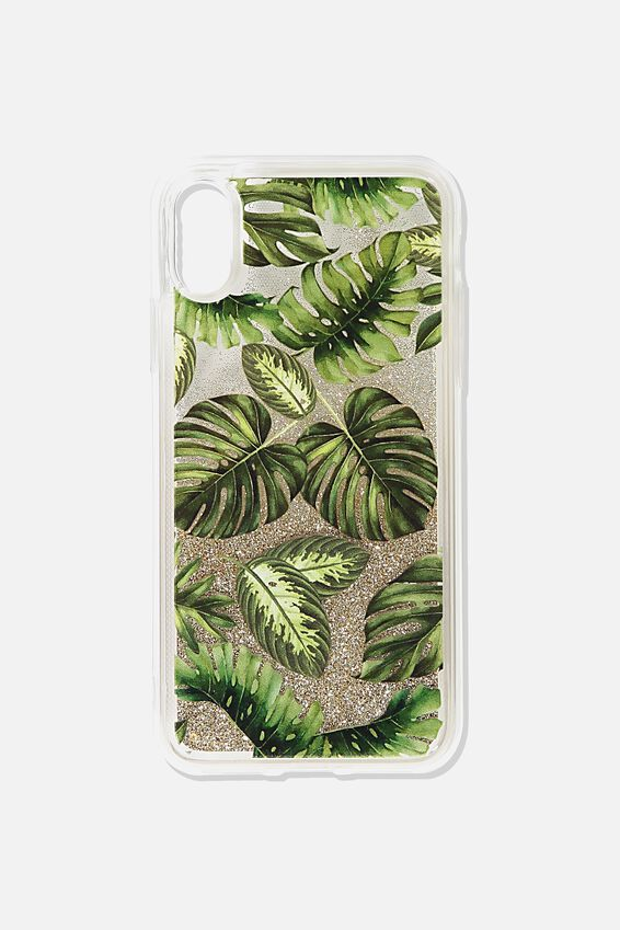 Shake It Phone Case Iphone X,Xs, PLANT LOVER