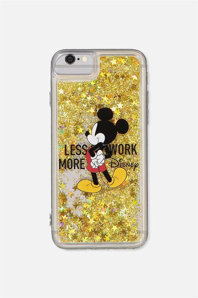 Shake It Phone Case Universal 6,7,8, LCN MICKEY WORK