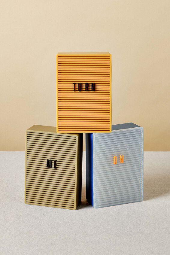 Micro Light Box, KHAKI