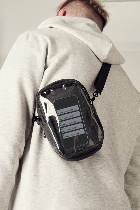 Cross Body Bag, BLACK