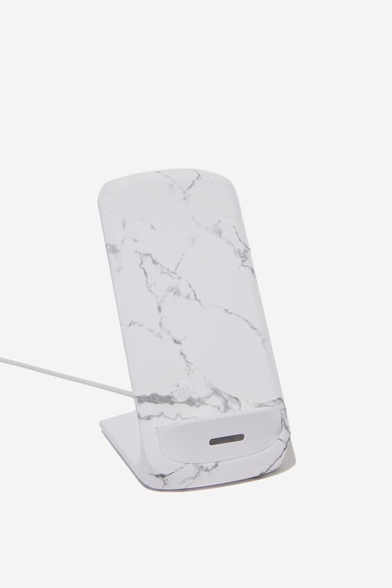 Wireless Charging Stand, MARBLE