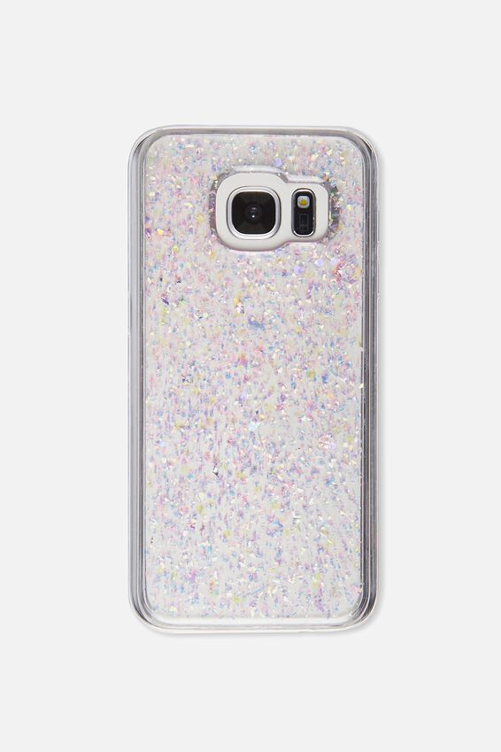 Phone Cover S7, PINK FOILING