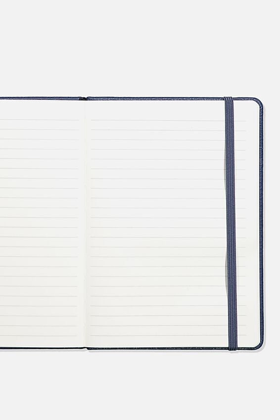 A5 Buffalo Journal, NAVY OLD