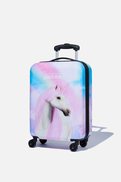 Suitcases Typo