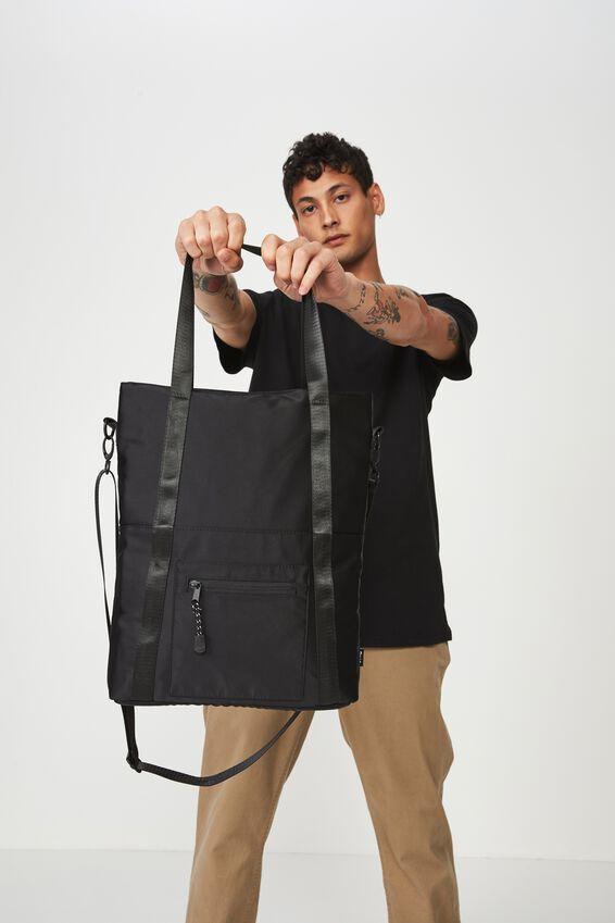 Laptop Tote Bag 13 inch, BLACK