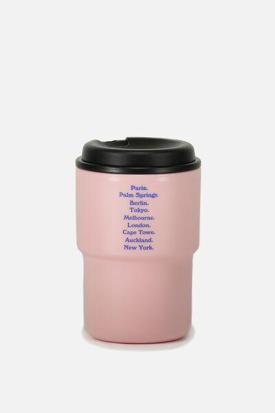 Reuse Me Coffee Cup, PLACES
