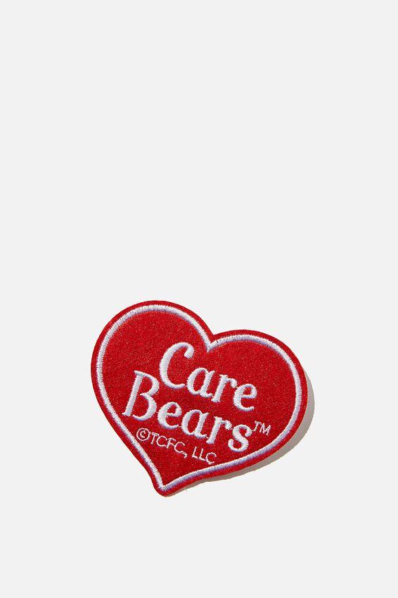Care Bears Fabric Badge, LCN CLC CARE BEARS