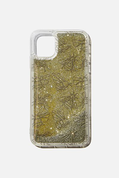 Shake It Phone Case Iphone 11, BEE YARDAGE B&W