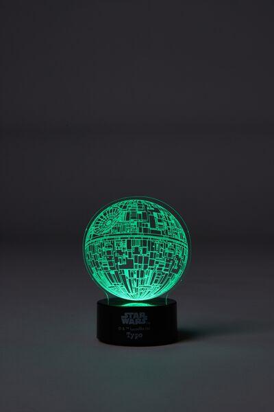 Mini Acrylic Light, LCN DEATH STAR