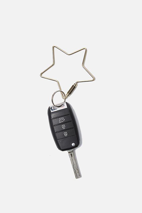 Clip Keyring, STAR