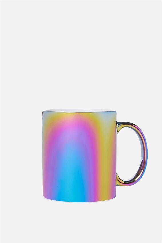 Anytime Mug, DARK OIL SPILL