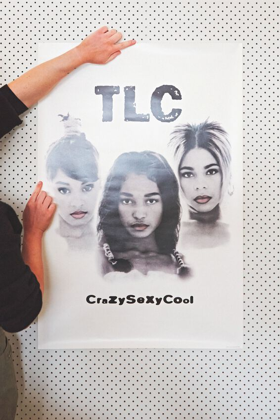 TLC Poster, LCN TLC