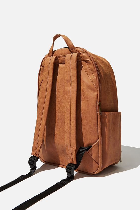 Formidable Backpack, TEXTURED MID TAN