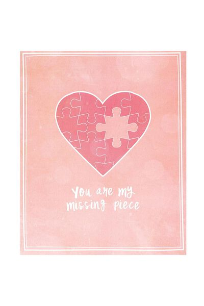 Love Card, MISSING PIECE