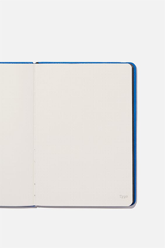 A5 Dot Buffalo Journal, TRUE BLUE