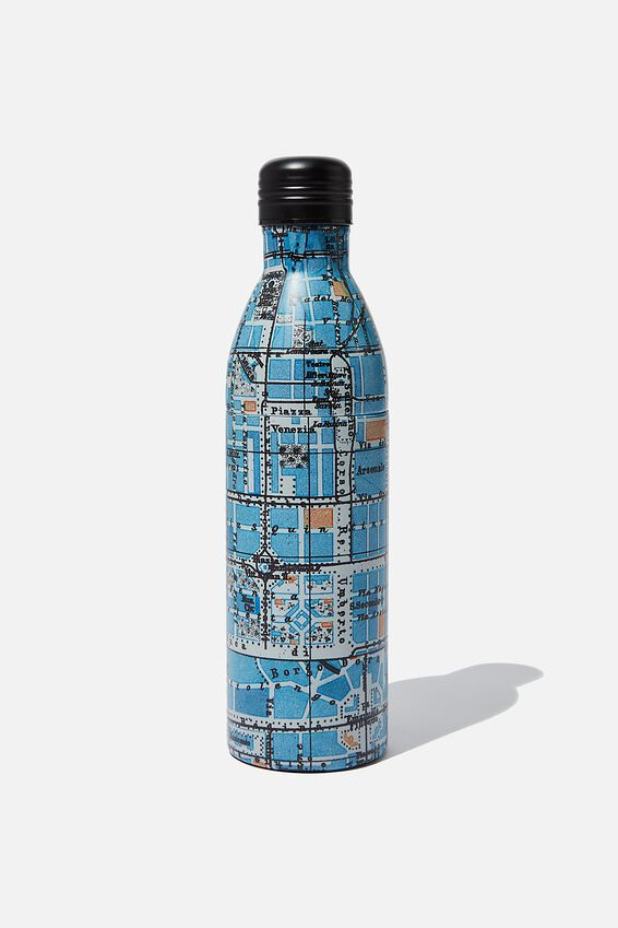 Two Piece Metal Drink Bottle, CIRCUIT MAP